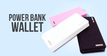 Power Bank Wallet