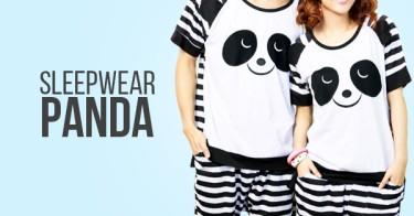 Sleepwear Panda