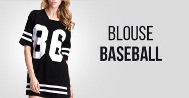 Blouse Baseball