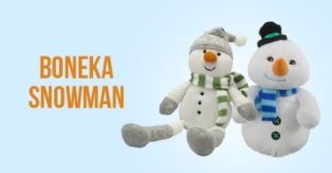 Boneka Snowman