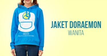 Jaket Doraemon (Wanita)