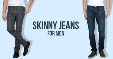 Skinny Jeans Pria