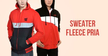 Sweater Fleece Pria