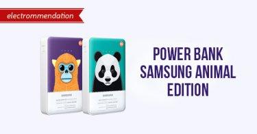 Power Bank Samsung Animal Edition