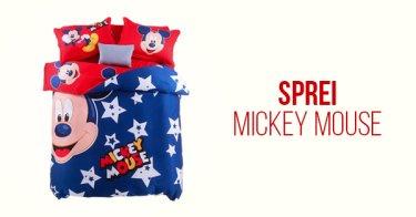 Sprei Mickey Mouse