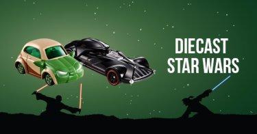 Diecast Star Wars