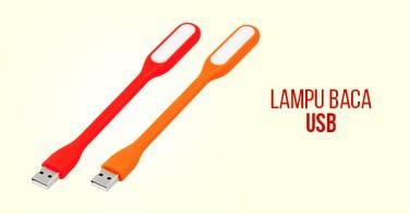 Lampu Baca USB