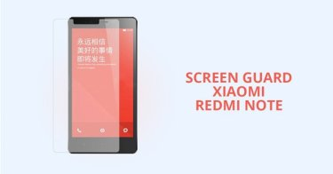 Screen Guard Xiaomi Redmi Note