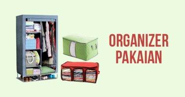Organizer Pakaian