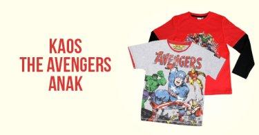 Kaos The Avengers Anak