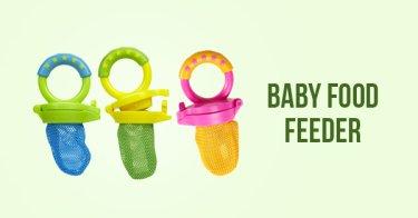 Baby Food Feeder