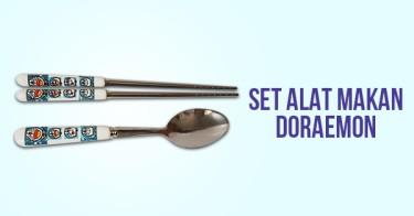 Set Alat Makan Doraemon