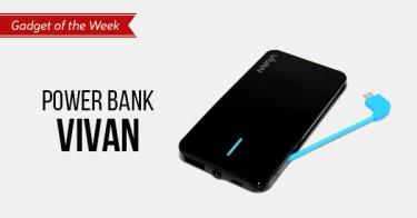 Power Bank Vivan