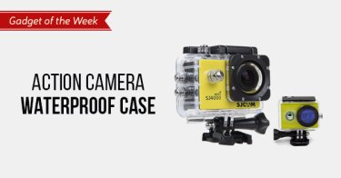 Action Camera Waterproof Case