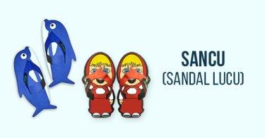 Sancu (Sandal Lucu)