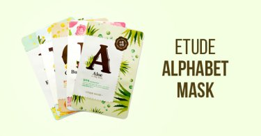Etude Alphabet Mask