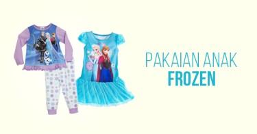 Pakaian Anak Frozen