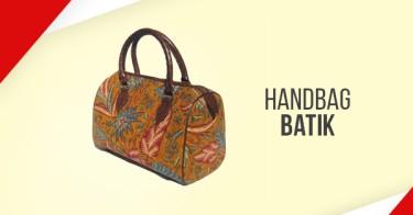 Jual Handbag Batik  ad57a6b920