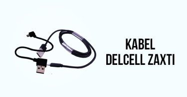 Kabel Delcell Zaxti