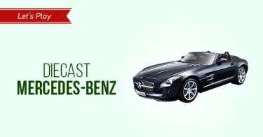 Diecast Mercedes-Benz