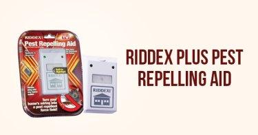 Riddex Plus Pest Repelling Aid