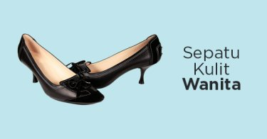Jual Sepatu Kulit Wanita Asli   Model Terbaru - Harga Terbaik ... 7321ea8b5b