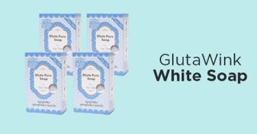 Gluta Pure Soap by Wink White