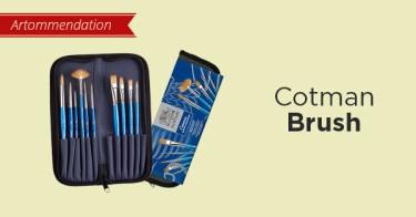 Cotman Brush
