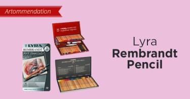 Lyra Rembrandt Pencil