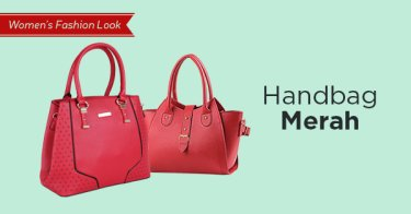 Handbag Merah