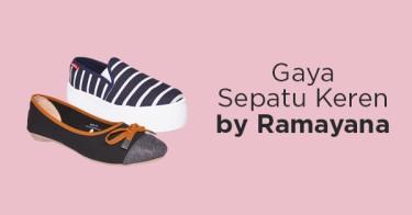 Gaya Sepatu Keren by Ramayana