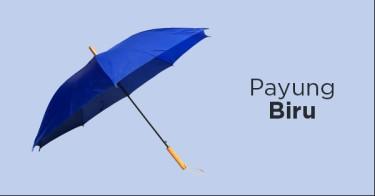 Payung Biru