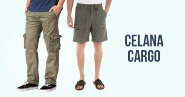 Celana Cargo
