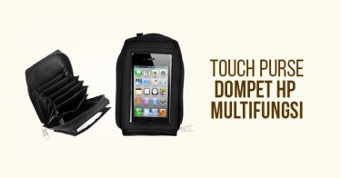 Touch Purse Dompet HP Multifungsi