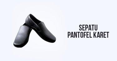 Sepatu Pantofel Karet