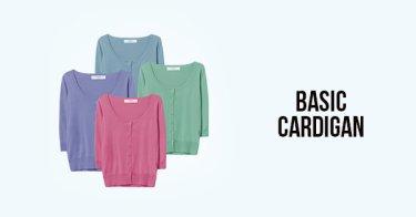 Basic Cardigan