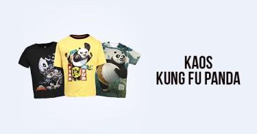 Kaos Kung Fu Panda
