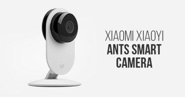 Xiaomi Xiaoyi Ants Smart Camera
