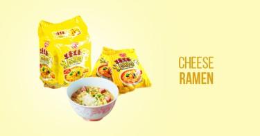 Cheese Ramen