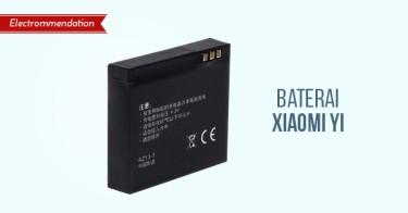 Baterai Xiaomi Yi