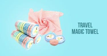 Travel Magic Towel