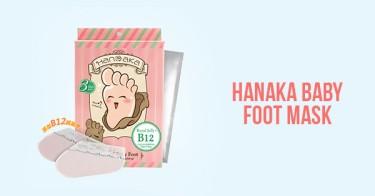 Hanaka Baby Foot Mask