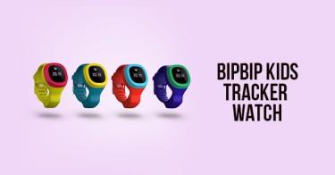 BipBip Kids Tracker Watch