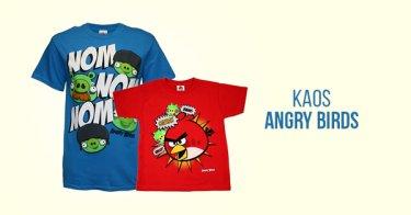 Kaos Angry Birds