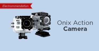 Onix Action Camera