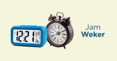 Jual Jam Weker   Alarm Digital - Produk Terbaru 2018  74f5a49b22
