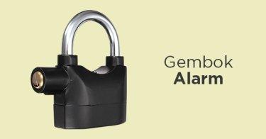 Gembok Alarm