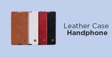 Leather Case Handphone