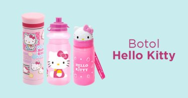 Botol Hello Kitty
