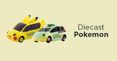 Diecast Pokemon